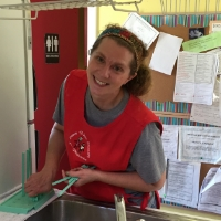 Miss Stephanie- has been working for us for over 3 years and is an infant teacher