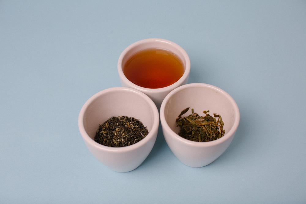 First Flush Tea