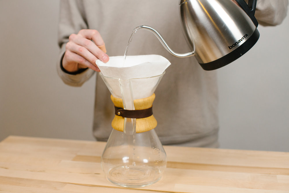Chemex Coffee Guide Backyard Beans