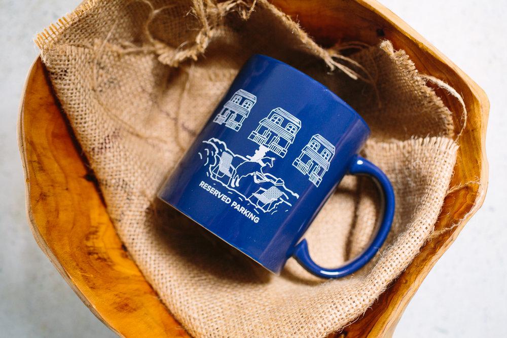 Reserved Parkin Mug Sale