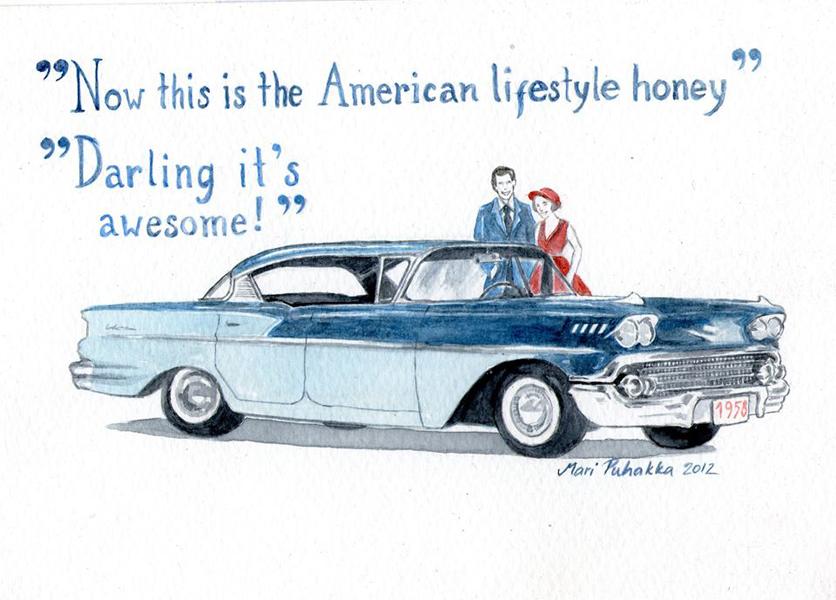 Mari Puhakka | American Style