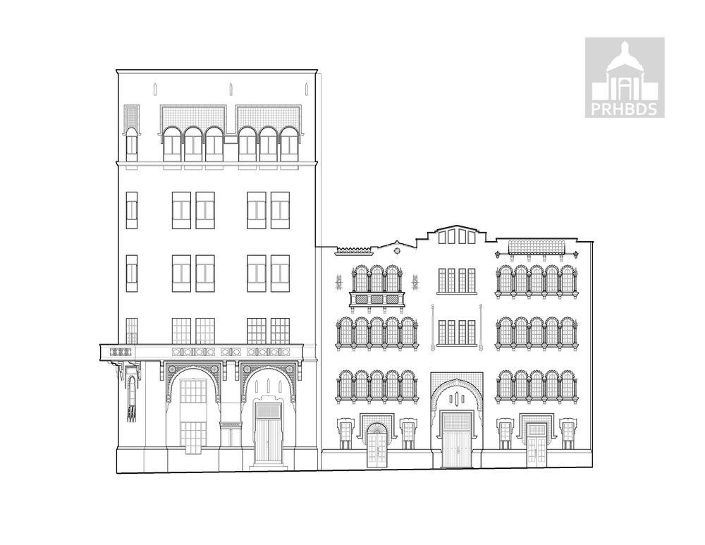 Calle San José 254 - 252 - Antiguo Edificios El Mundo Y Puerto Rico Ilustrado.jpg
