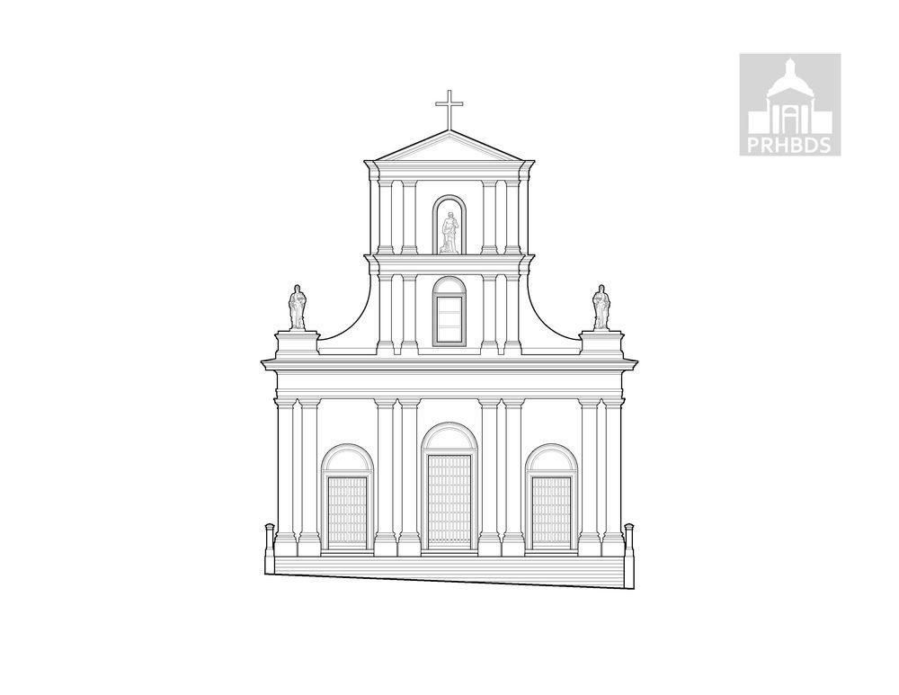 La Santa Catedral Metropolitana Basílica Menor de San Juan Bautista 2011.jpg