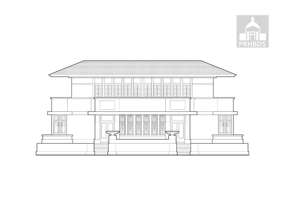 Casa Antonio Roig   Calle Antonio Lopez 66   Humacao, Puerto Rico    Designed by Antonin Nechodoma (1919)