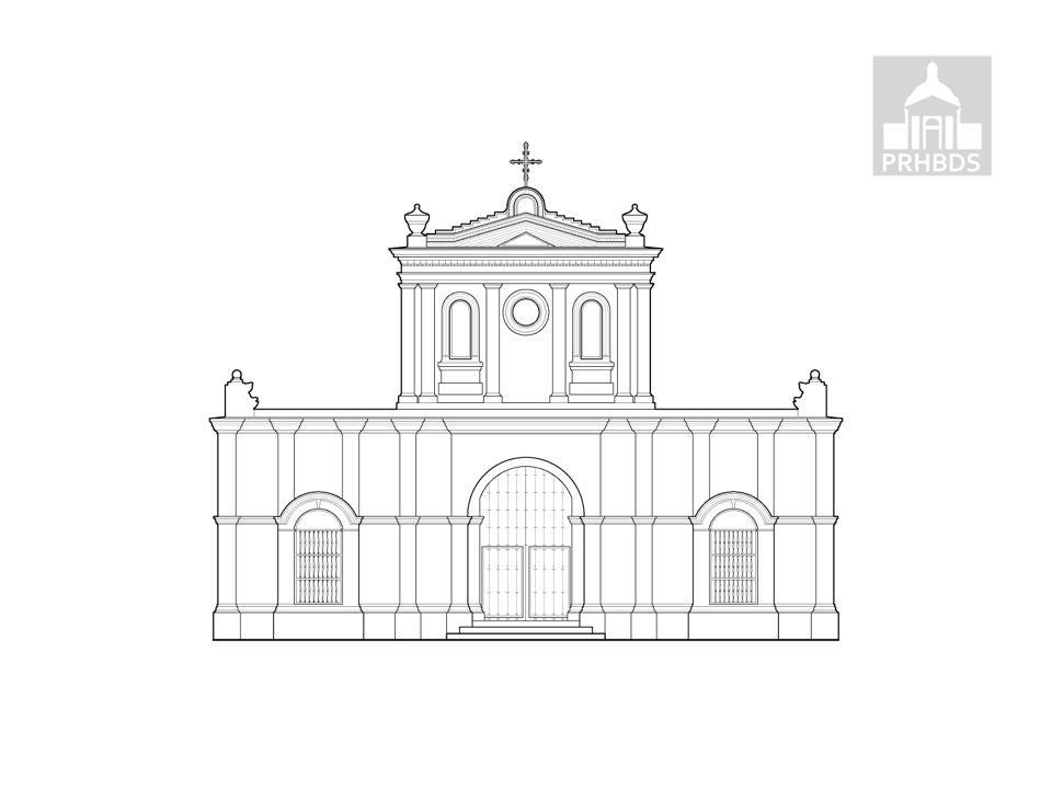 Parroquia San Germán de Auxerre. (1688)   San Germán, Puerto Rico