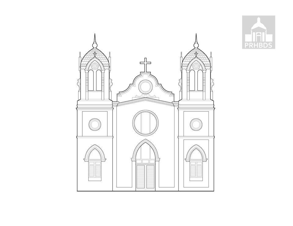 Parroquia San Antonio Abad (1919)   Añasco, Puerto Rico