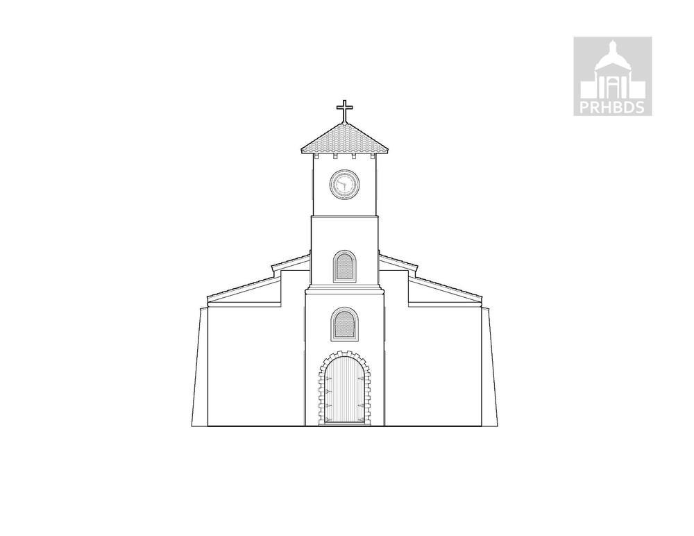 Parroquia La Sagrada Familia (1870)   Corozal, Puerto Rico