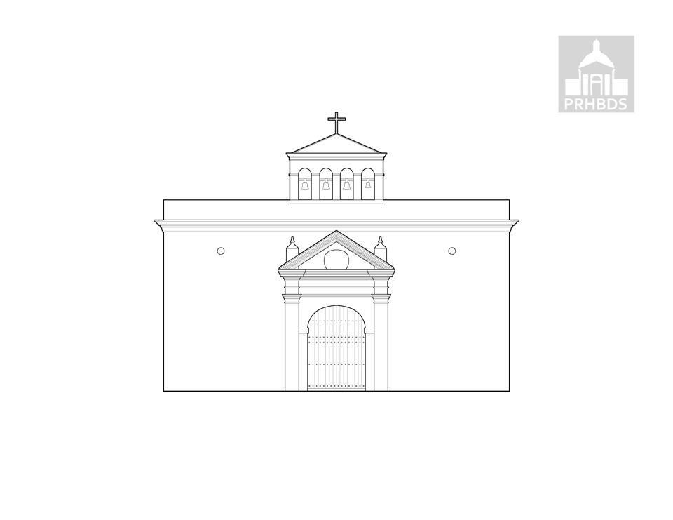Parroquia San Pedro Mártir (1775-1820)   Guaynabo, Puerto Rico