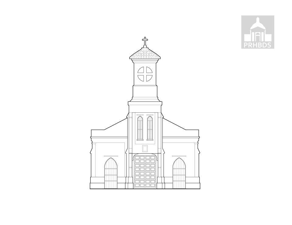 Parroquia San José (1931)   Luquillo, Puerto Rico