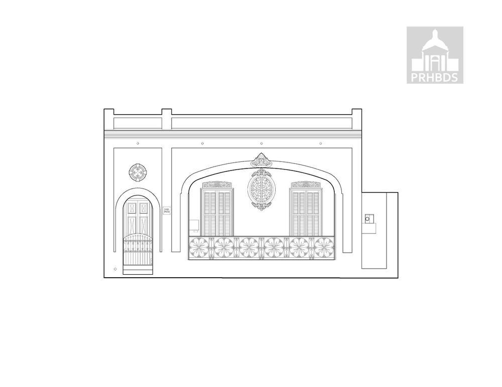 """Museo Casa Paoli   Calle Mayor 14   Ponce, Puerto Rico    Residencia en que nació el tenor Antonio Emilio Paoli Marcano el 14 de abril de 1871, cantante operático de reconocimiento internacional, Se le conoció como """"el rey de los tenores, y el tenor de los reyes"""". Inauguró el Teatro Colón de Buenos Aires con la ópera Otello. En la actualidad es el Centro de Investigaciones Folclóricas."""