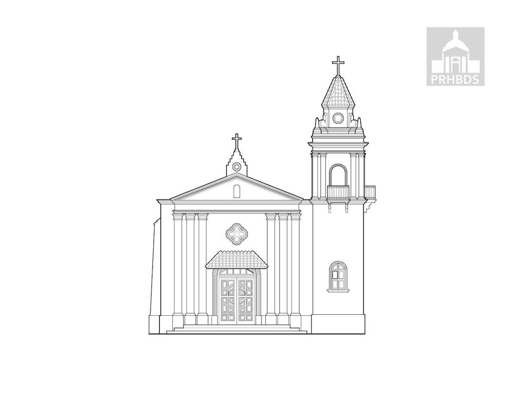 Iglesia Nuestra Señora del Carmen (1933)   Ponce, Puerto Rico    Diseñada por Francisco Porrata Doria (1930)