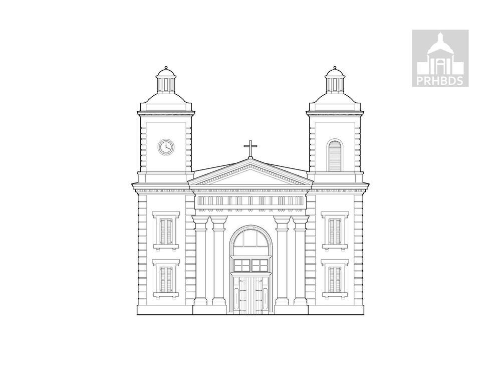 Parroquia San Miguel (1875-1896)   Utuado, Puerto Rico