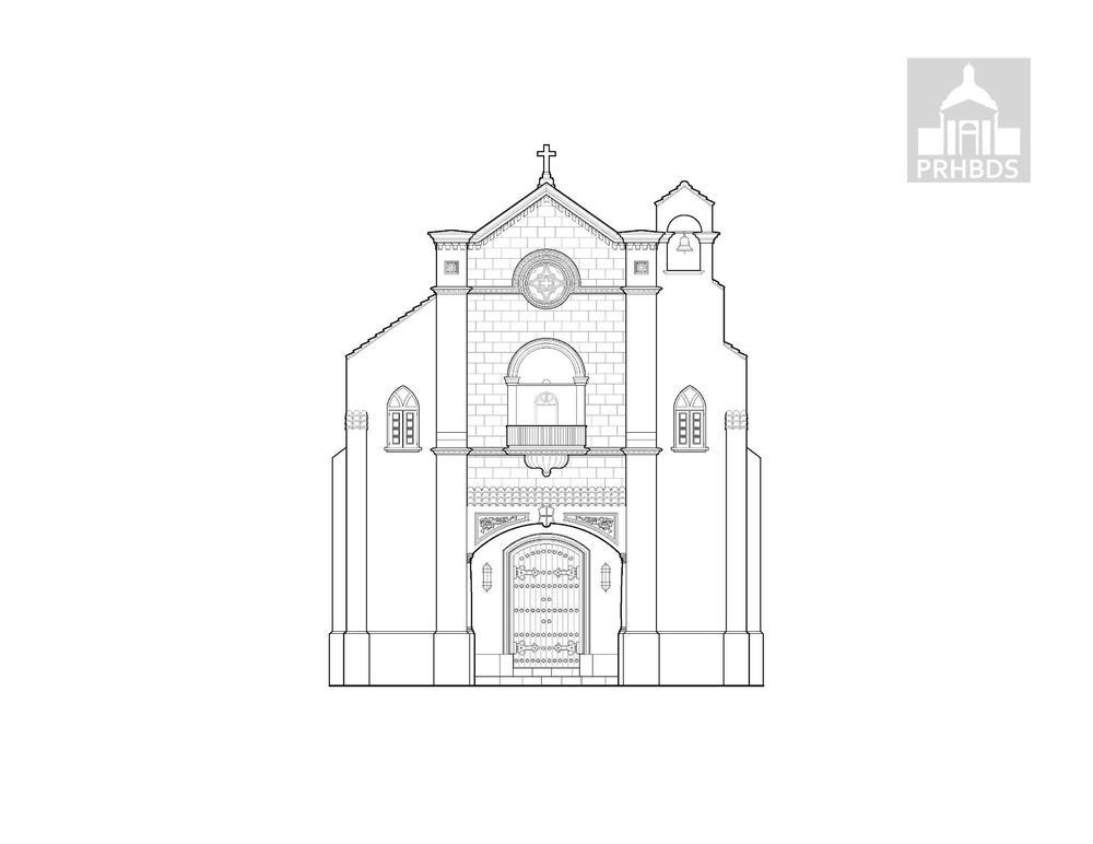 Parroquia Nuestra Señora del Carmen   Villaba, Puerto Rico    Diseñada por Francisco Porrata Doria (1930)