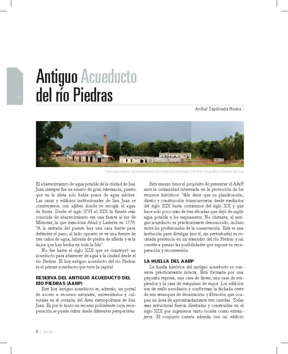 Artículo por Aníbal Sepúlveda Rivera. Enlace de la biblioteca de edicionesdigitales.info