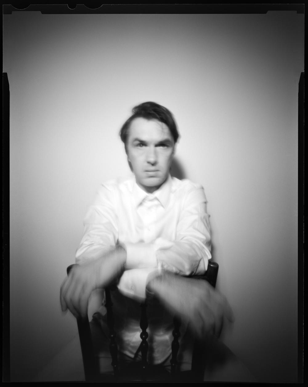 selbst portrait  / exposure time ≈ 00:01:30 © 2012 svemart