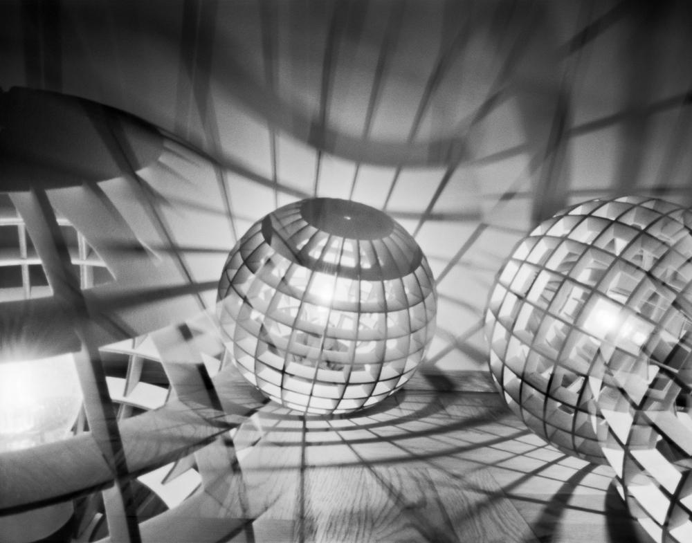 Хранилище шаров  / выдержка ≈ 00:04:00 © 2013 svemart