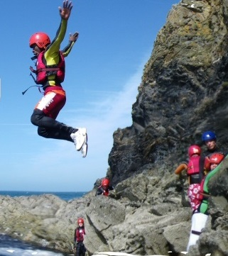 Coasteering and More!