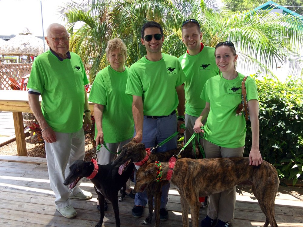 Please welcome all of these Hardee Hero Hound graduates and their adopters to the BRGA family!