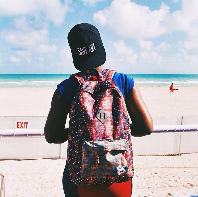 FEATURED BLOG POST: ART BASEL MIAMI 2014 for HERSCHEL SUPPLY