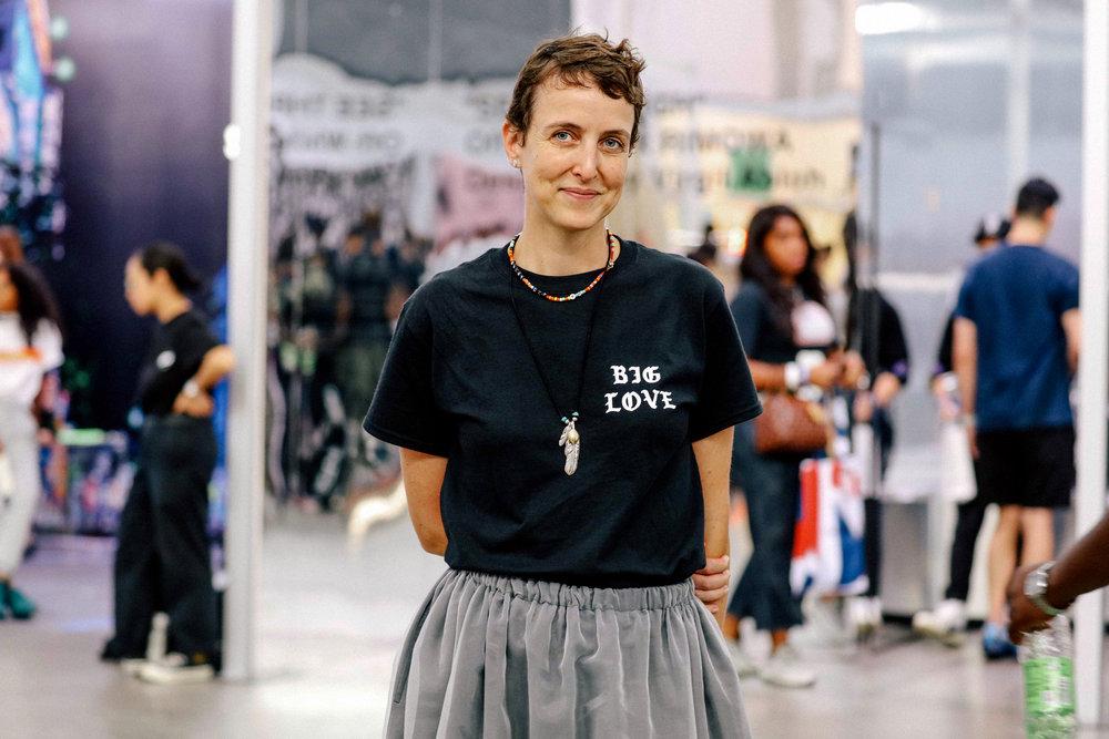 Director Sarah Andelman