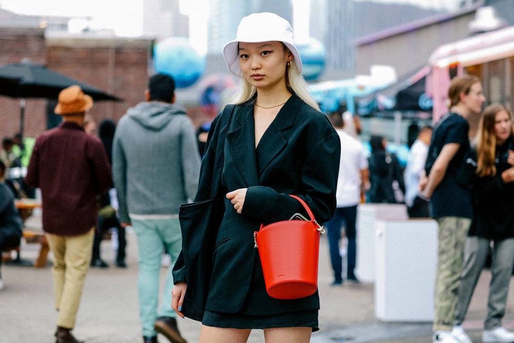 Model Jessica Wu