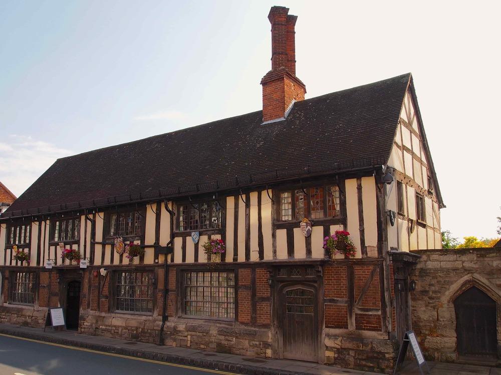 Henley in Arden Guild Hall