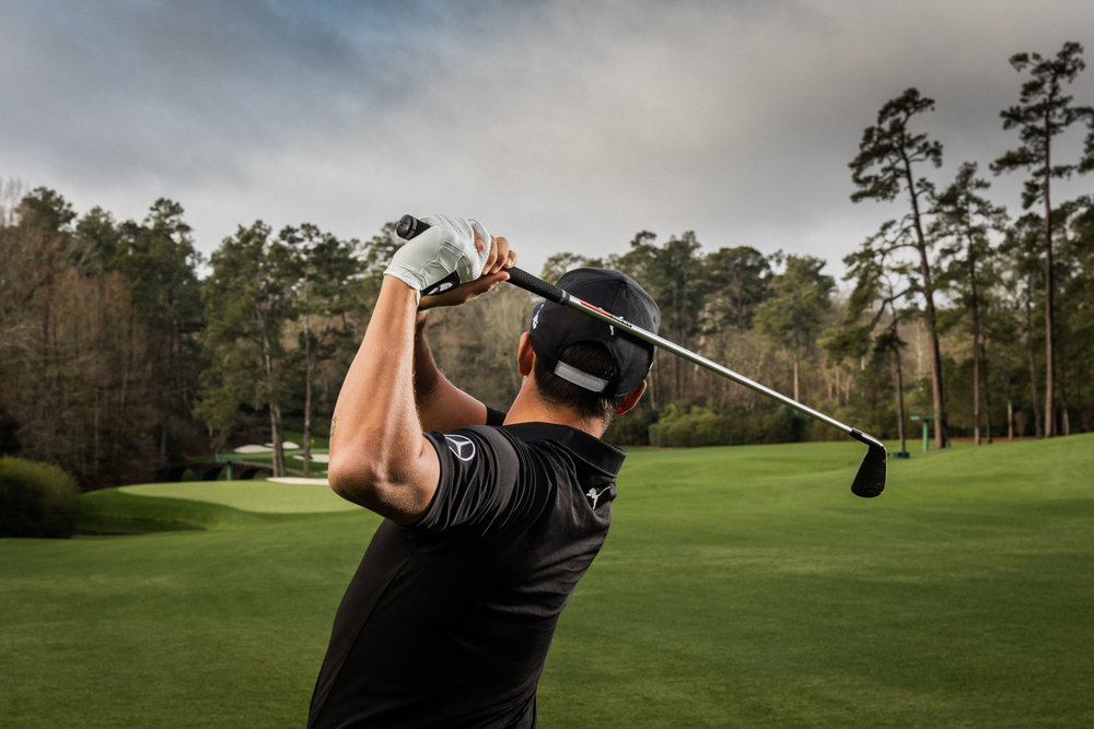 Golf performance optimisation -