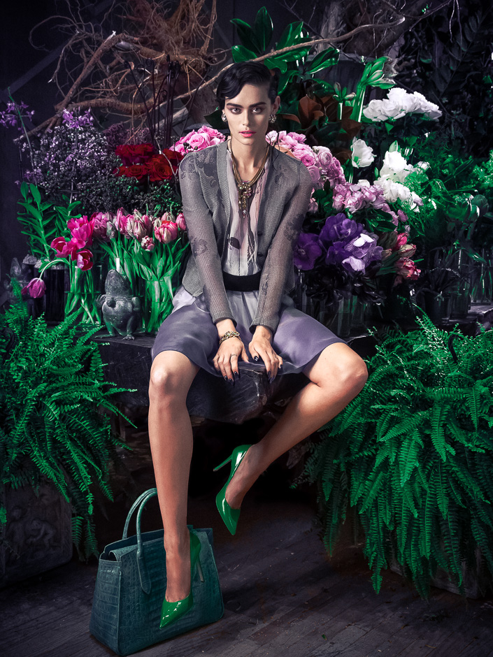 In Full Bloom for Hong Kong Tatler