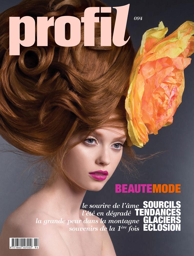 A Fleur de Peau for Profil Femme