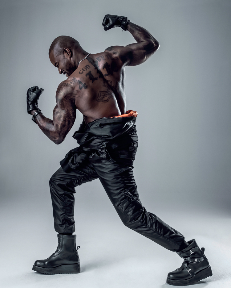 Tyson Beckford for AND MEN