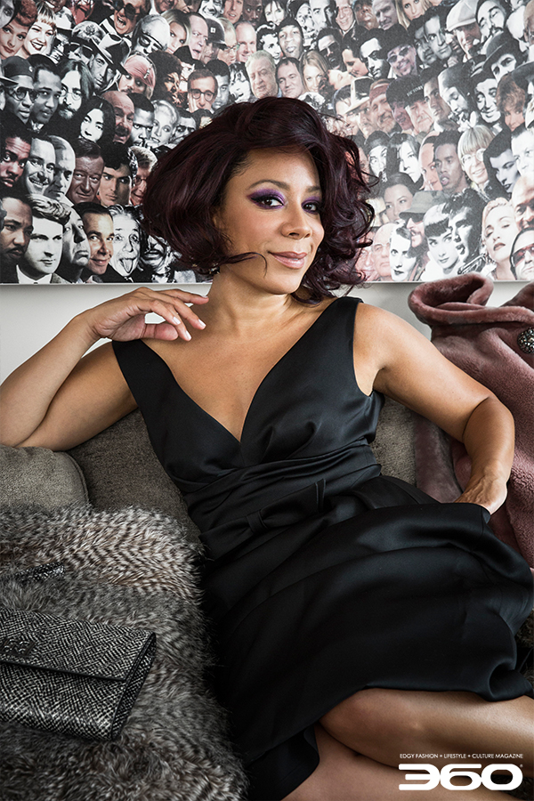 Selenis Leyva for 360 Magazine