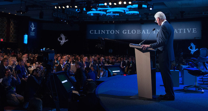 Source: Clinton Global Initiative