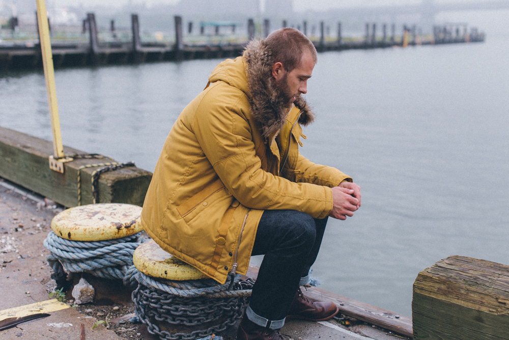 Alpha Industries - Fall Lookbook