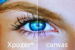 Het overduidelijke verschil tussen een Xpozer afdruk en canvas