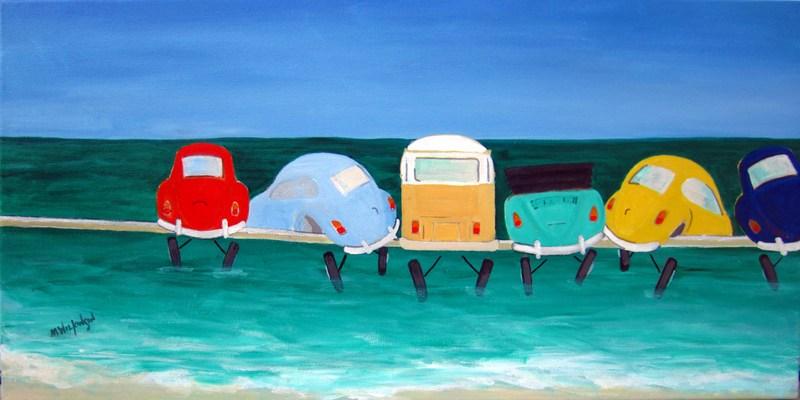 beach bug danglers