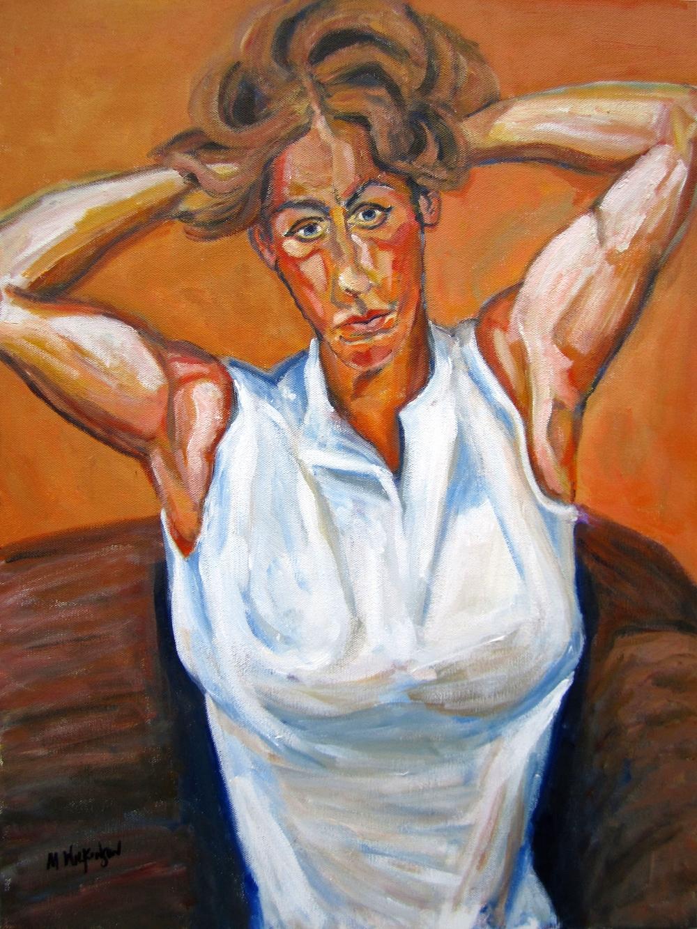 interpretation figure with bare arms