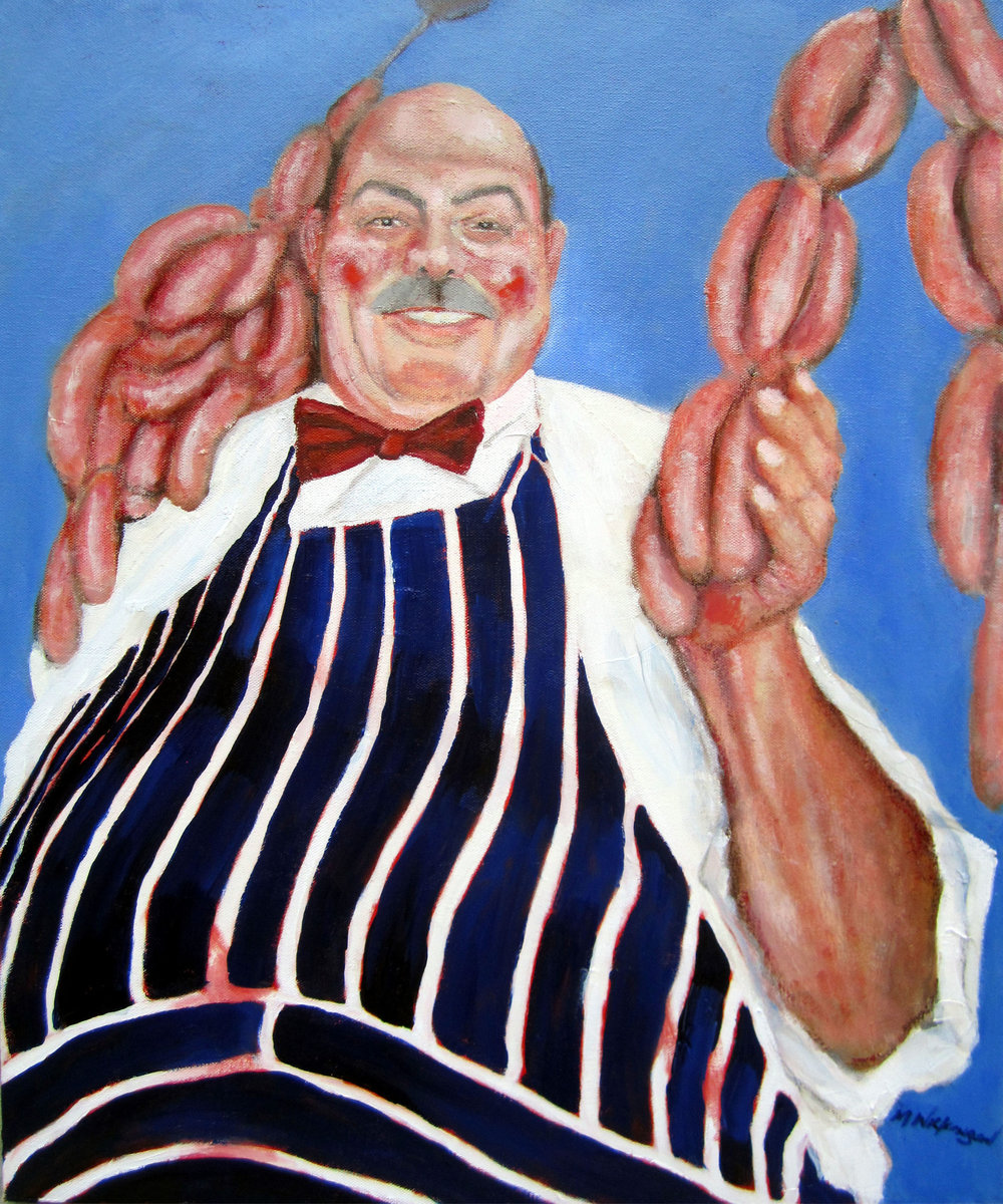 bill the sausage man