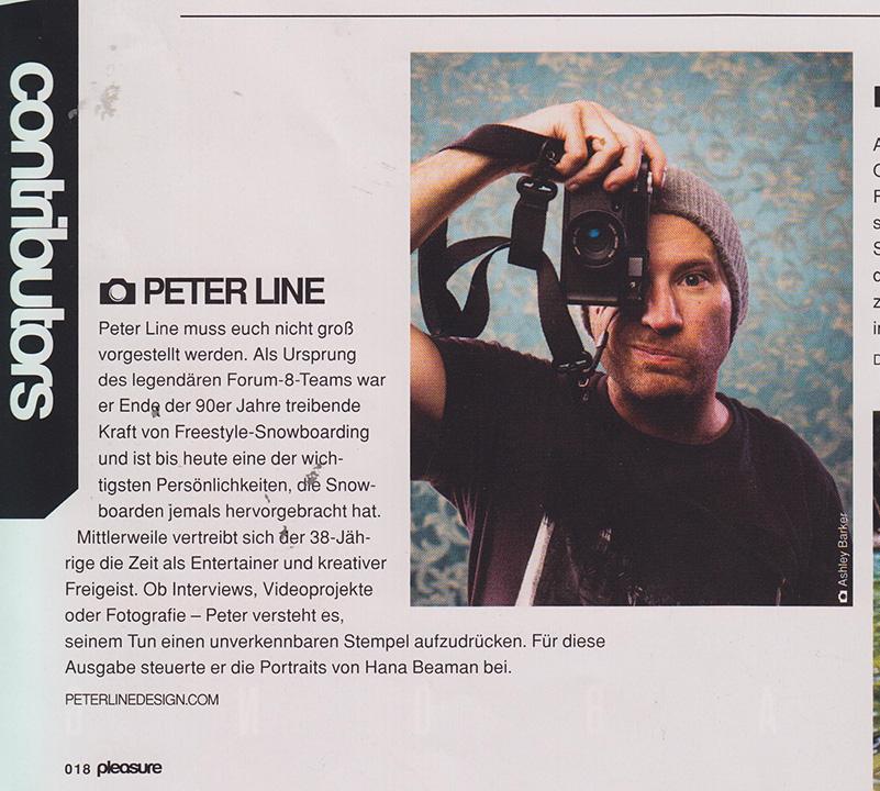 Peter Line