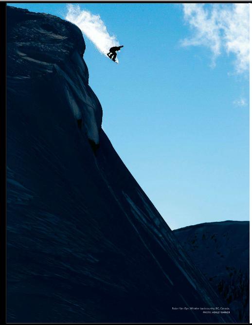 Robin Van Gyn - Whistler BC Canada