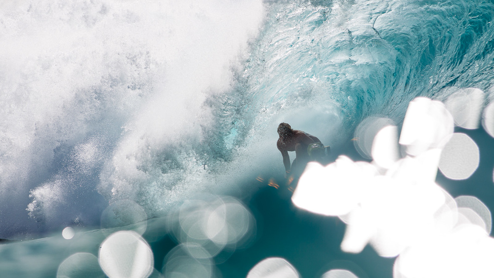 surf pipe image chris ward water photographer epic