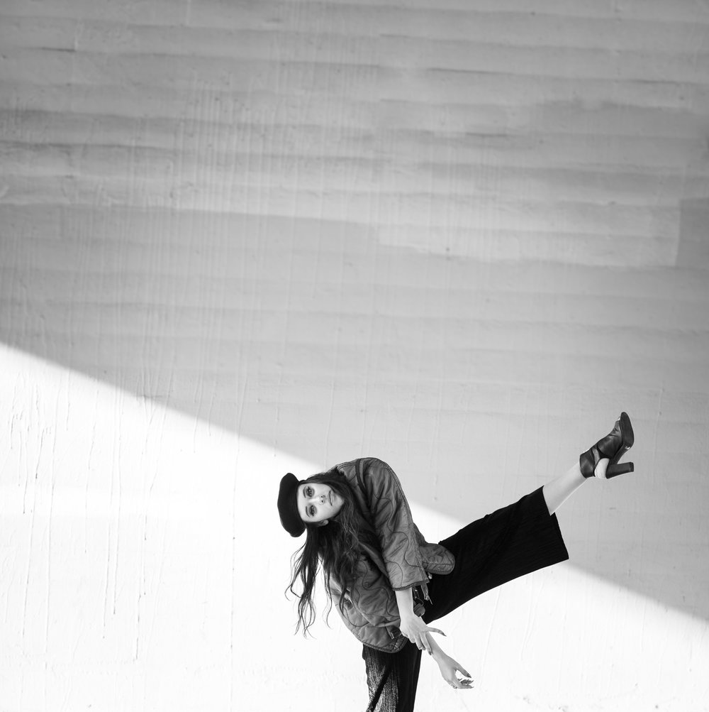 Dancer Justine