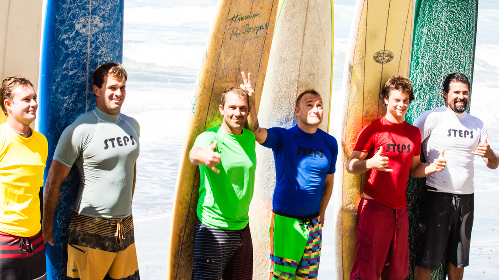 Men's Final of 28th Annual Stonesteps Longboard Contest
