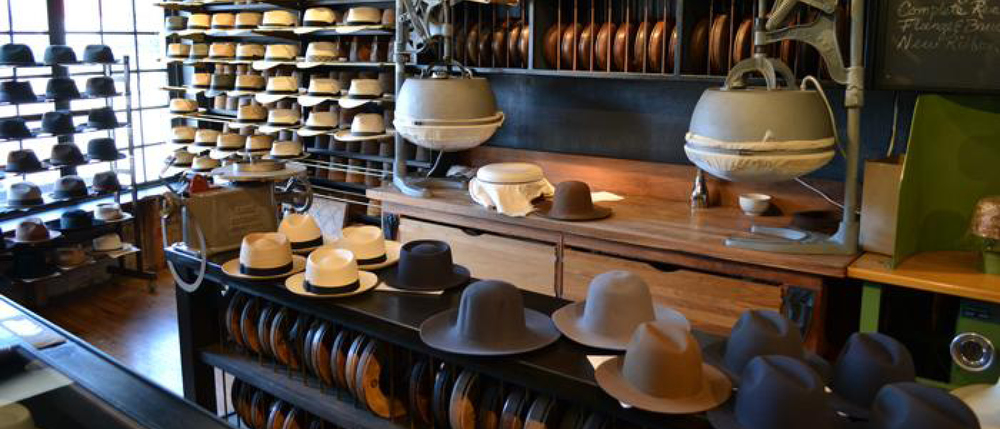 Optimo Hat Shop
