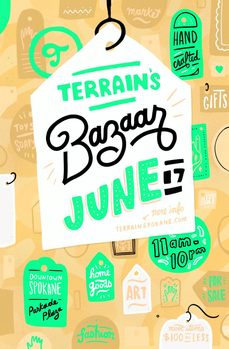 terrain Bazaar 2017