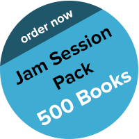Buy 500 Books (and get 35% off): All of the above, plus: I'll spend an hour with you and/or your team (in person, if in New York, otherwise Skype) doing Q&A about the book, the future of business, pizza, whatever you want! Order here and email proof to jamsession@shanesnow.com