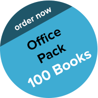 Buy 100 Books (and get 35% off): All of the above, plus: Free access to the E-Guide: Smart-cuts for Intrapreneurs I'll send a crate of cool swag to your office! Order here and email proof to officepack@shanesnow.com