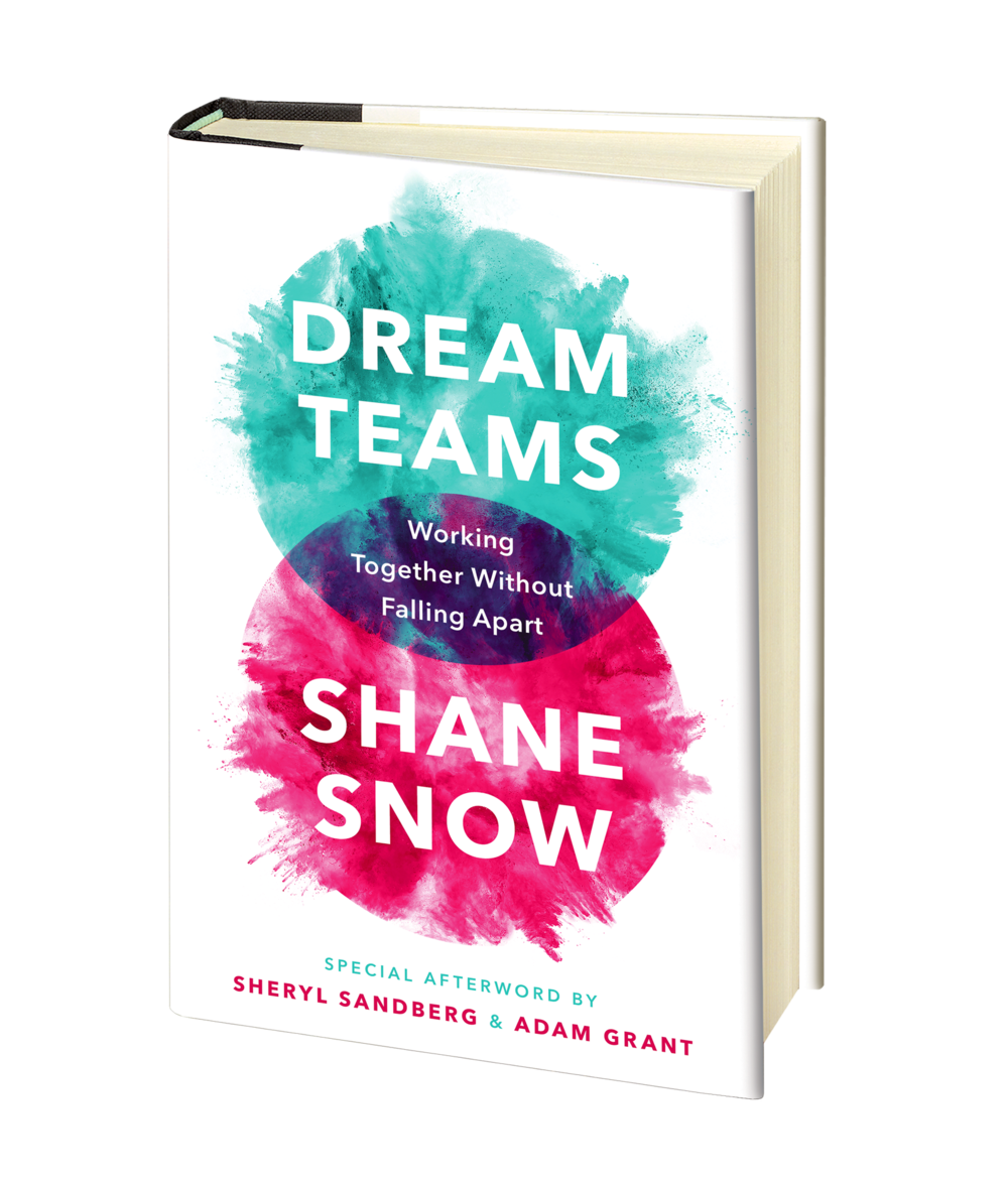 Based on the #1 Business Bestseller, Dream Teams