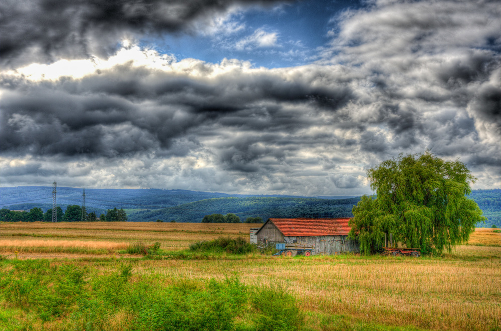 German Landscape