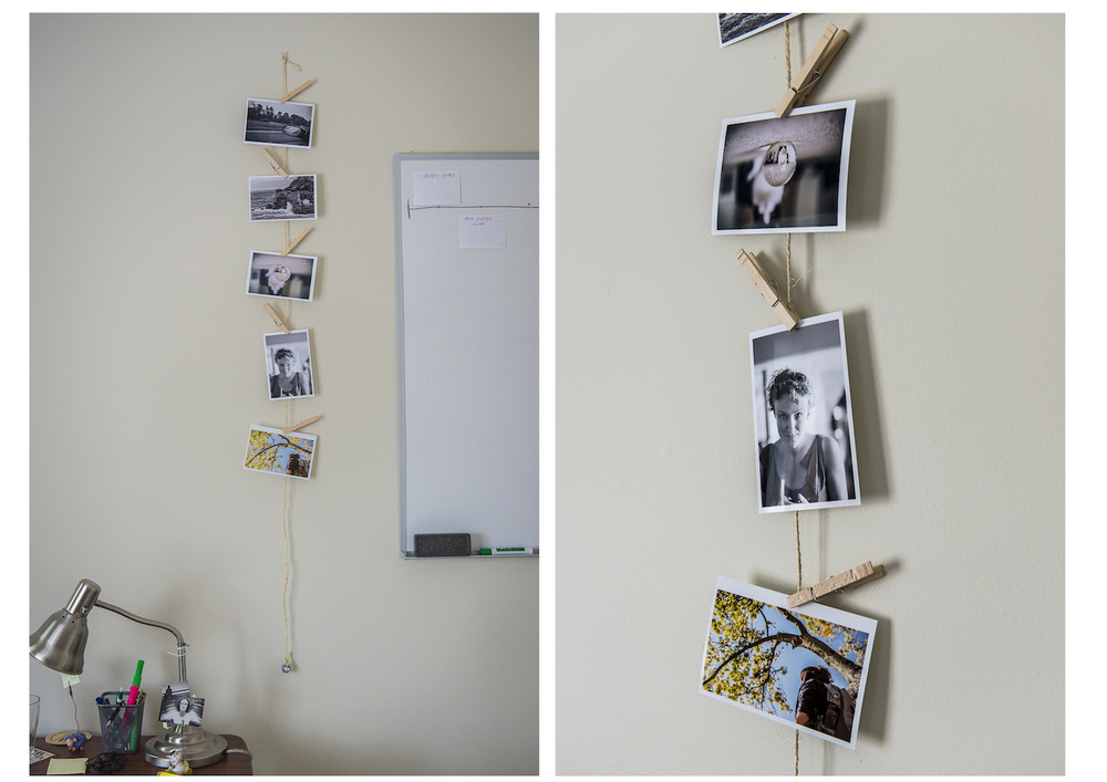 DIY Photo Rope