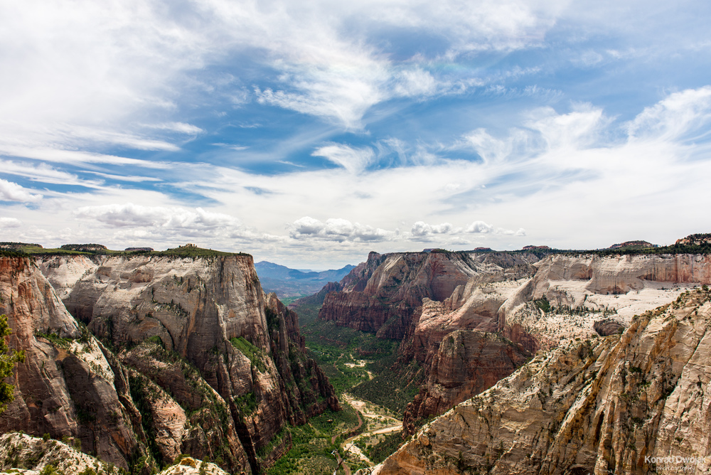 East Mesa Trial to Observation Point - Zion National Park